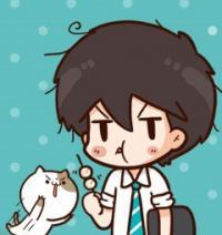 The Salary Man & Tofu the Funny Cat