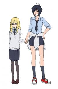 Gaijin-chan to Mushinkei Boyish-chan