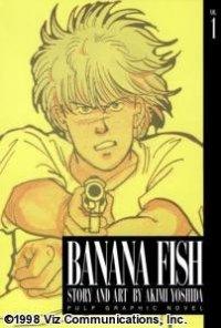 Banana Fish: Angel Eyes manga