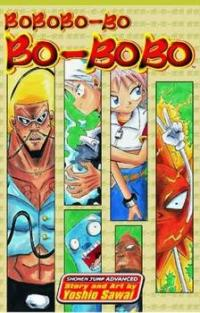 Bobobo-Bo bo-bobo manga