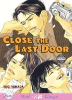 Close the Last Door manga