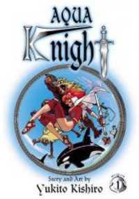 Aqua Knight manga