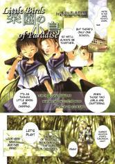 Little Birds Of Paradise manga