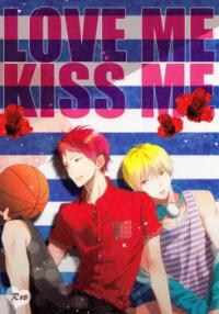 Kuroko no Basuke dj - Love Me Kiss Me