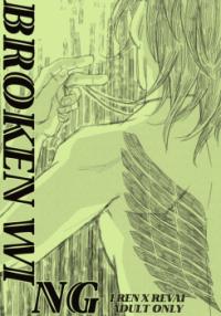 Shingeki no Kyojin dj - Broken Wing