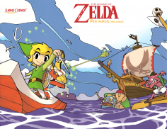 The Legend of Zelda:  The Wind Waker - Link