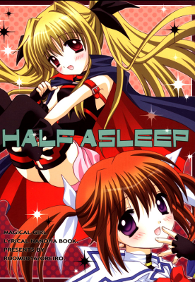 Mahou Shoujo Lyrical Nanoha - Half Asleep (Doujinshi)
