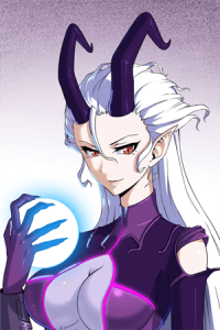 My Wife is a Demon Queen Webtoon