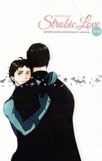 Batman & Nightwing Dj - Strobic Love manga
