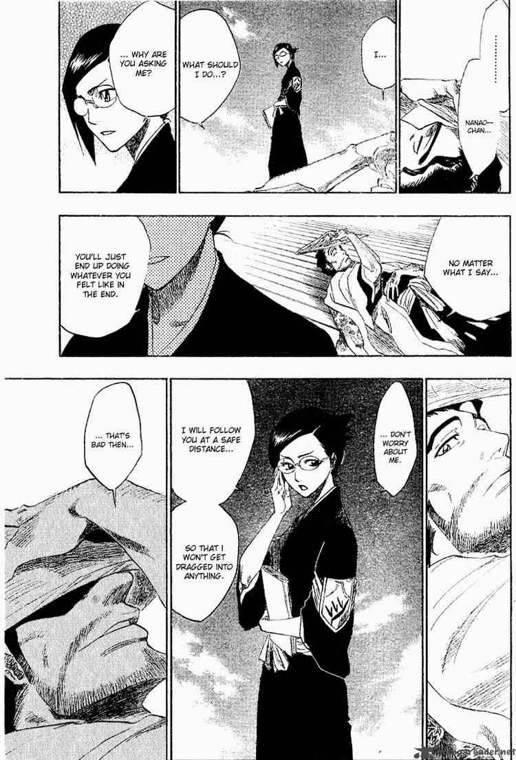 Bleach 138 Individual Thoughts