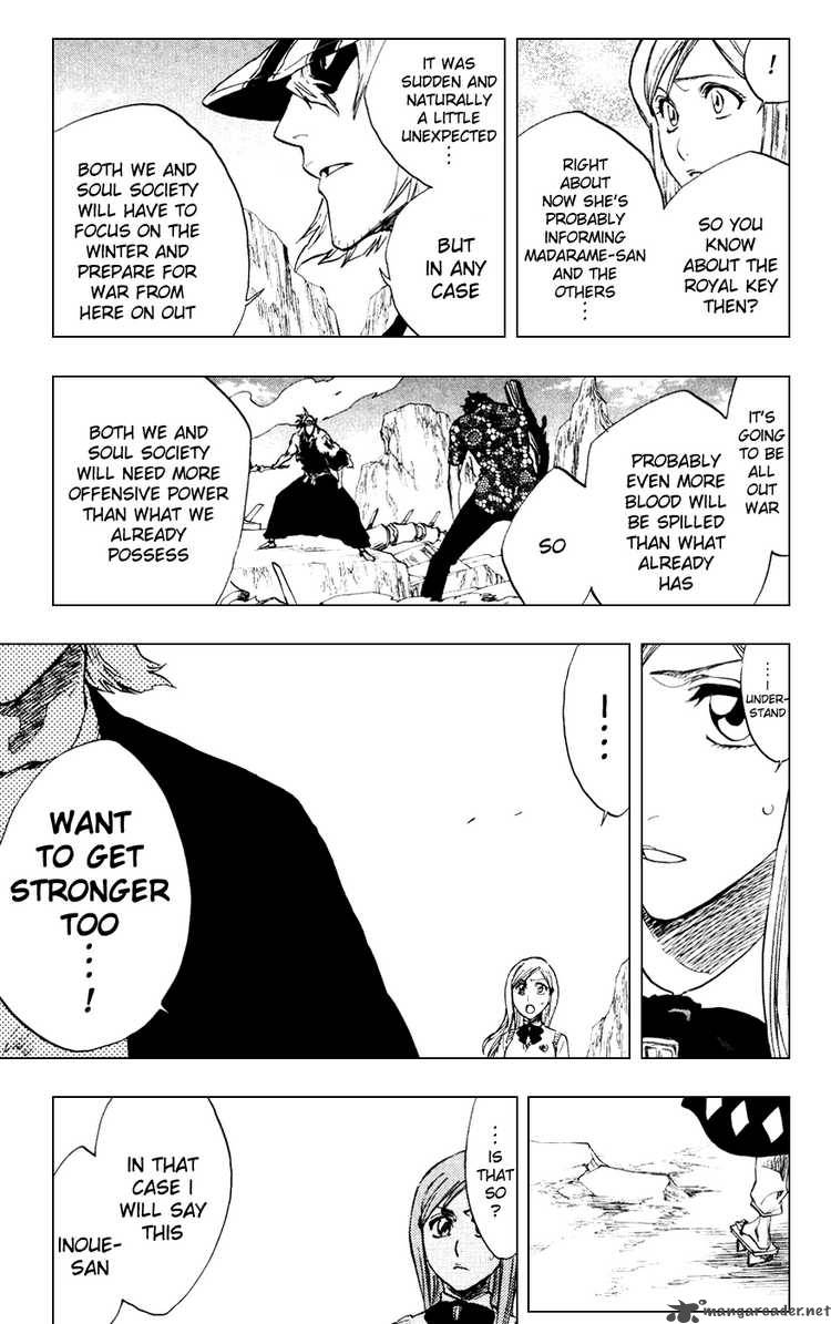 Bleach 227: The Swordless Soldier