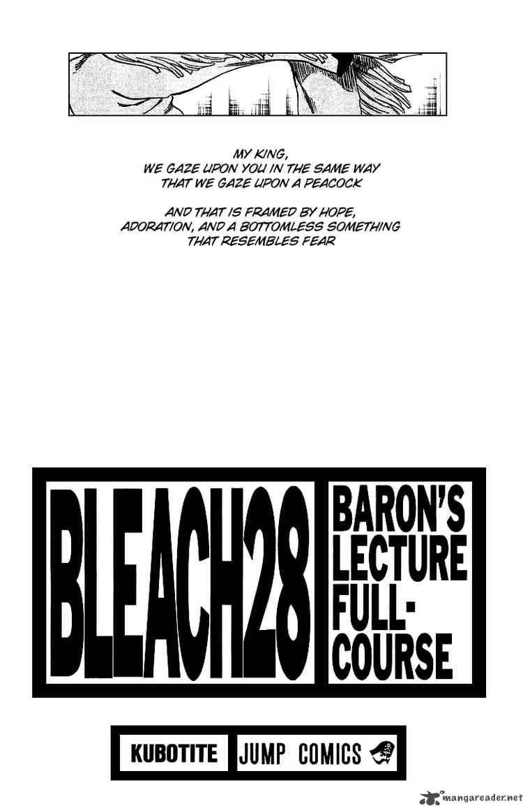 Bleach - Chapter 251