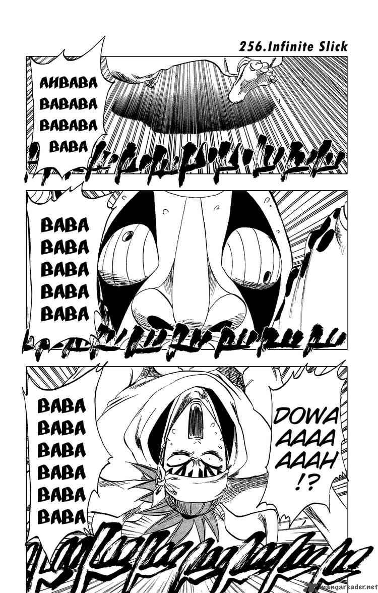 Bleach Ch.256 page 1 at www.Mangago.com
