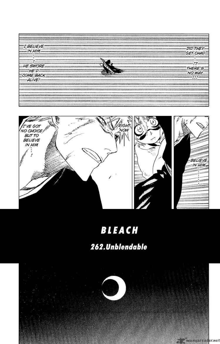 Bleach 262