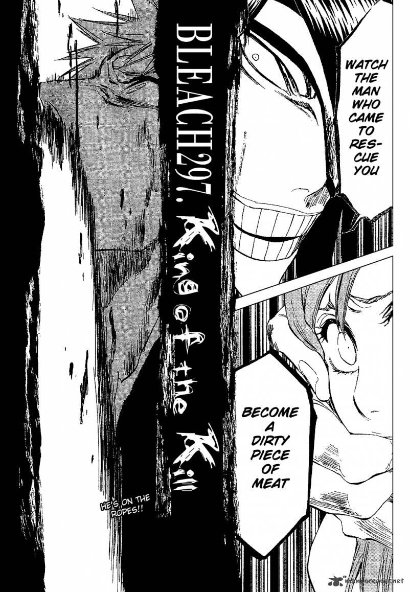 Bleach - Chapter 307