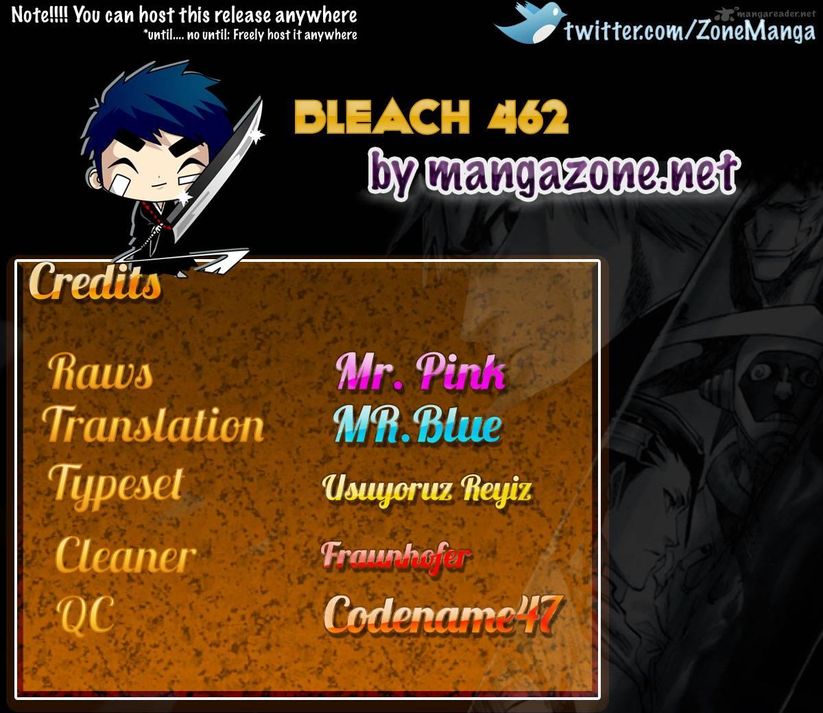 Bleach 462