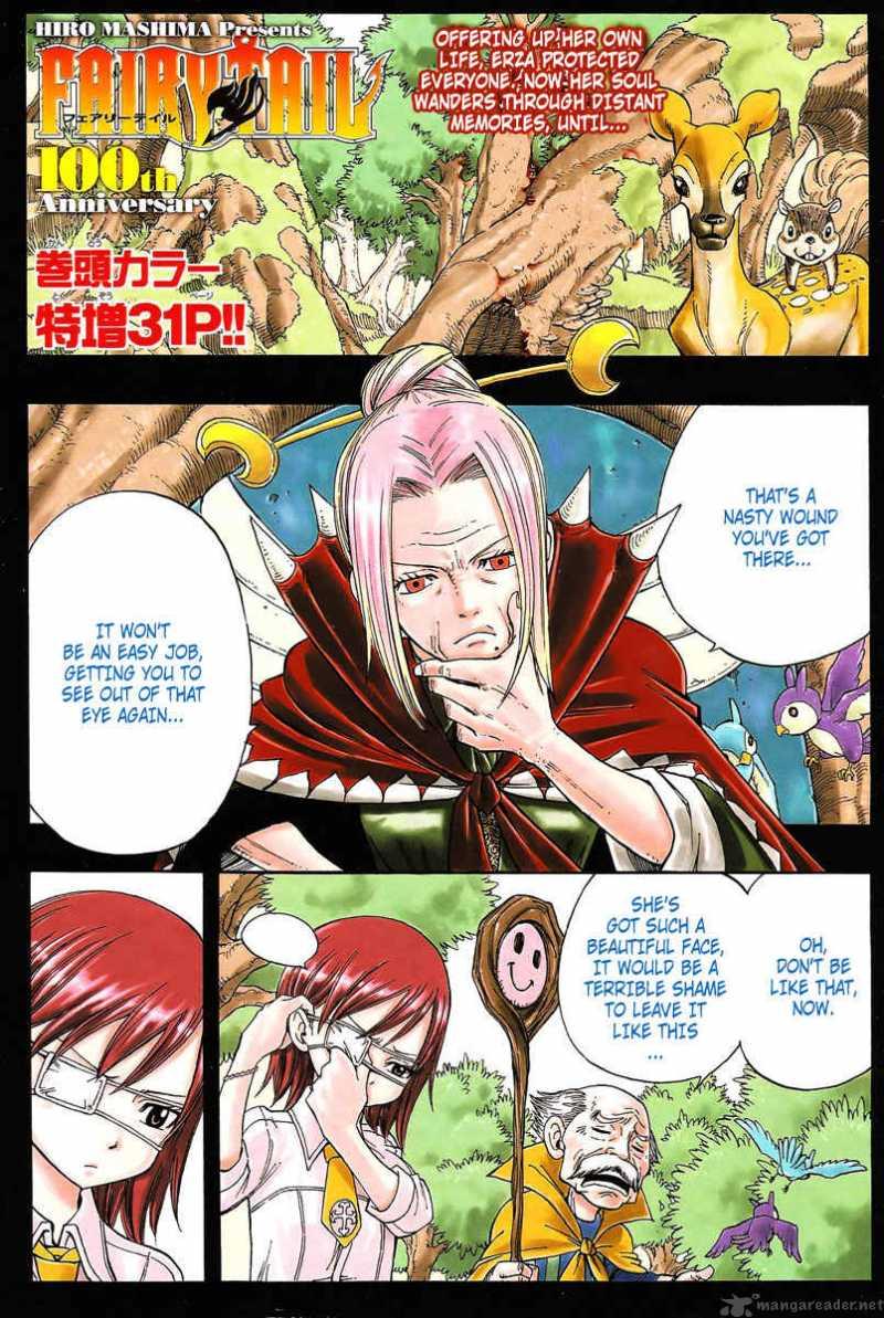 Fairy Tail Ch 100