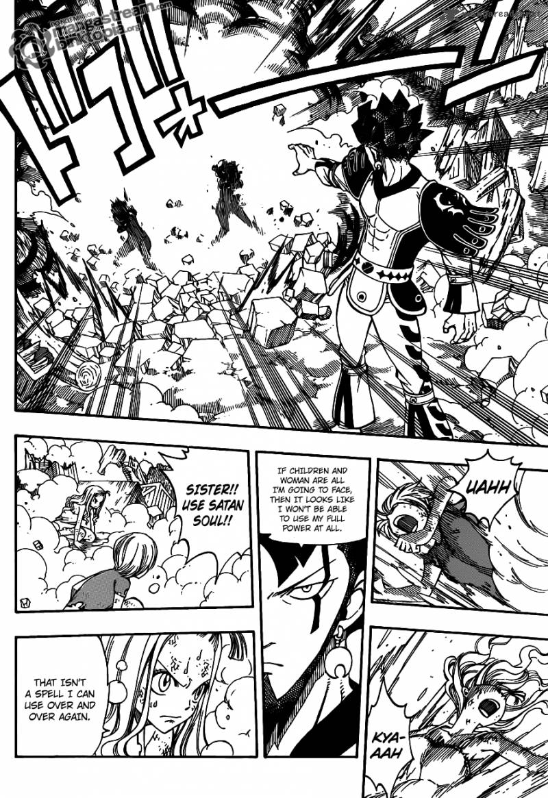 Fairy Tail - Chapter 220