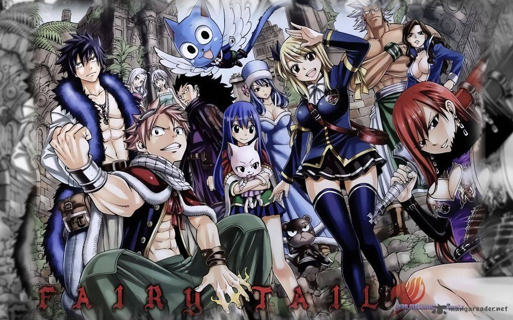 Fairy Tail 264