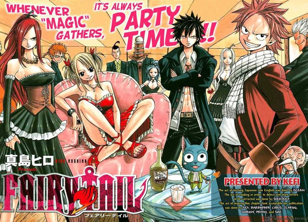 Fairy Tail Ch 27
