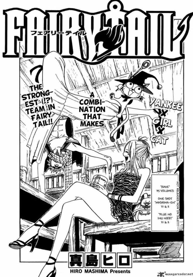 Fairy Tail Ch 5