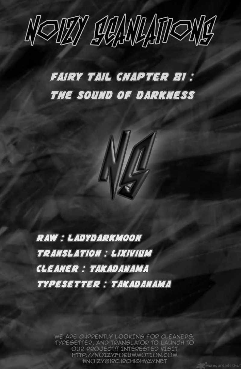 Fairy Tail Ch 81