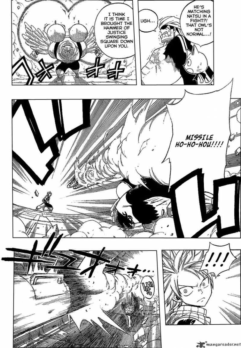 Fairy Tail - Chapter 88